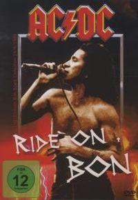 Cover AC/DC - Ride On Bon [DVD]